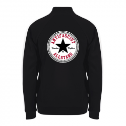 Antifascist Allstars - Star Black -  Trainingsjacke – Sonar