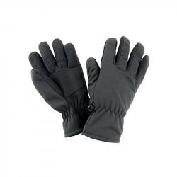 Softshell Thermal Glove - schwarz - Result