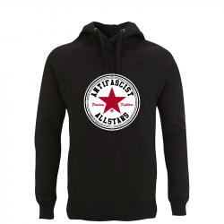Antifascist Allstars - Red Star - Kapuzenpullover N50P