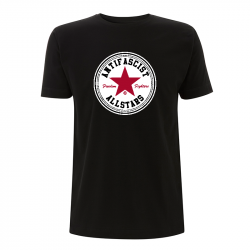 Antifascist Allstars - Red Star - T-Shirt N03