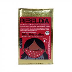Bio-Espresso  - RebelDía -  250g gemahlen