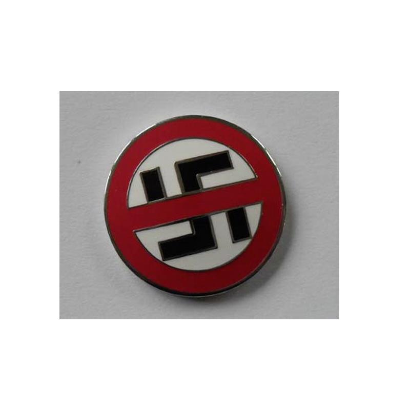 NO NAZIS -  MAGNET
