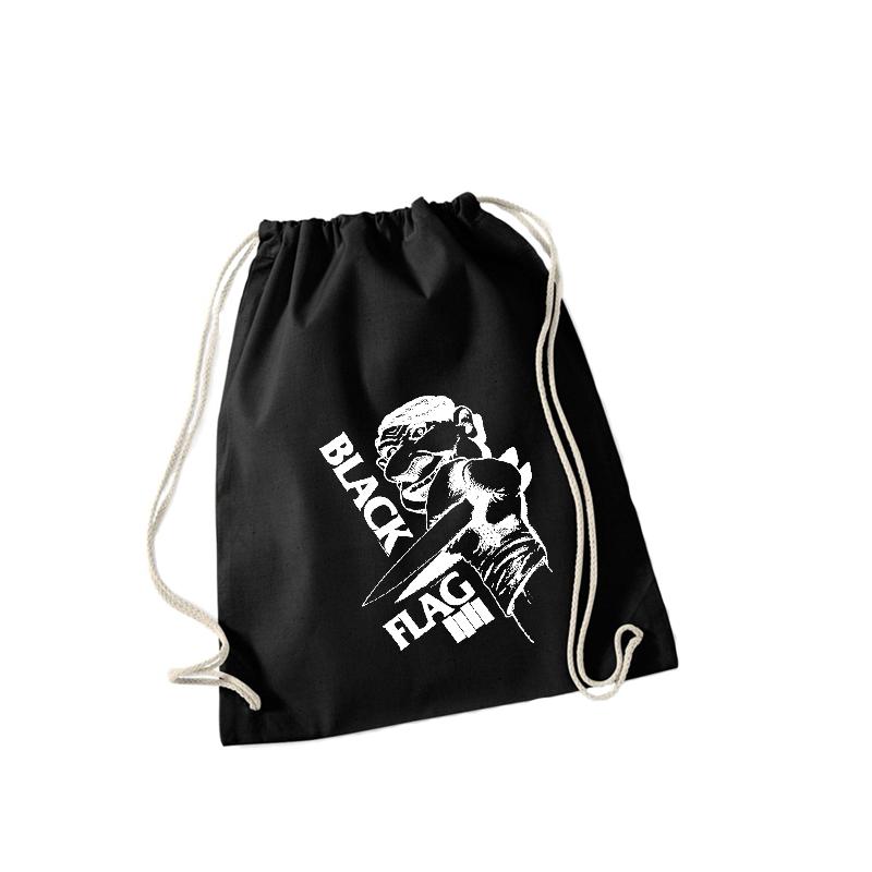 Black Flag Clown - Sportbeutel WM110