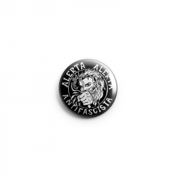 Alerta Alerta Antifascista – Button