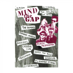 MIND THE GAP - Fanzine Nr. 17