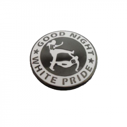 Good night white pride -  MAGNET