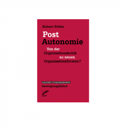Post-Autonomie - Robert Foltin