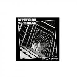 REPRESION 24 HORAS - Suena A Silencio - EP