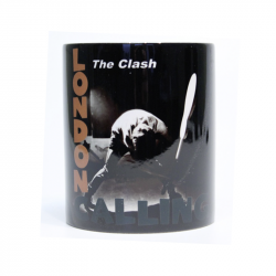 THE CLASH - London Calling - Kaffeebecher