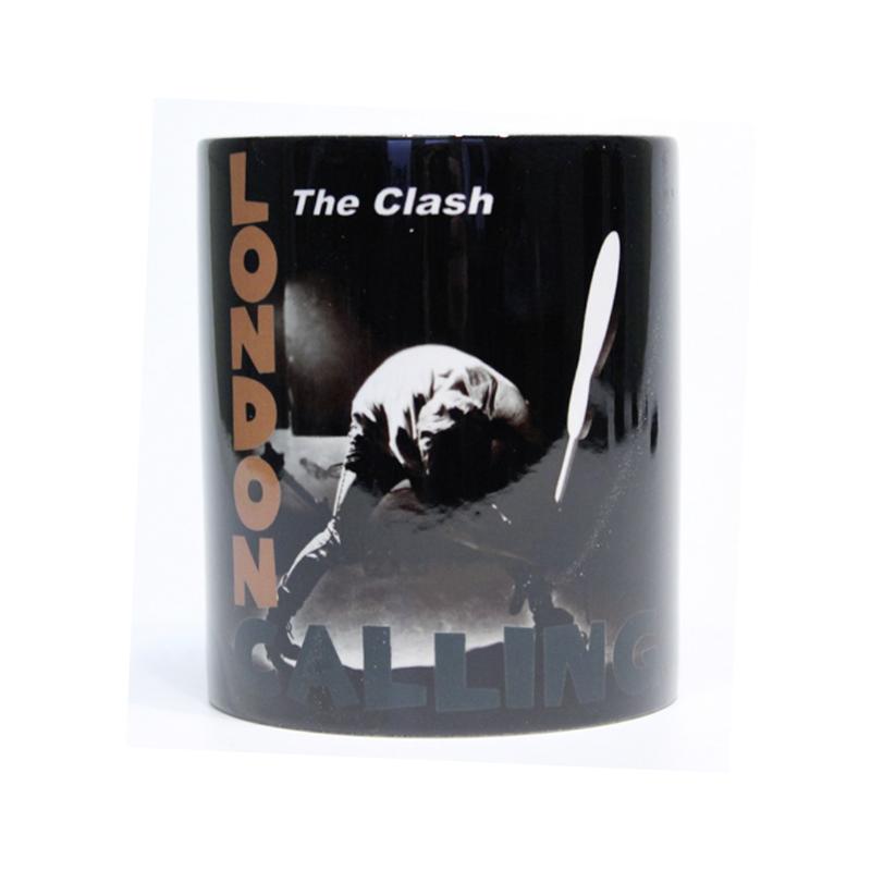 THE CLASH - Kaffeebecher