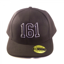 161 - Cap mit 3D-Stick