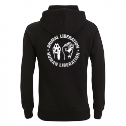 Animal Liberation – Kapuzenpullover N50P