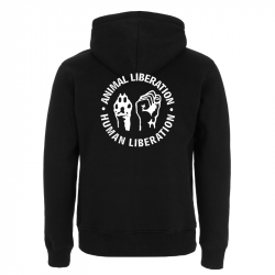 Animal Liberation – Kapuzenjacke N52Z