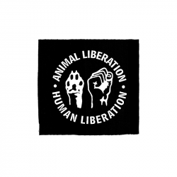 Animal Liberation – Aufnäher