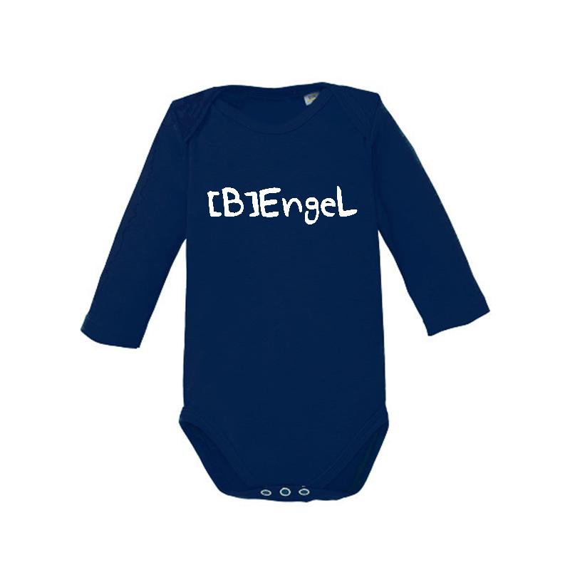 (B)Engel - Organic  Langarm Body