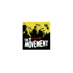 THE MOVEMENT -Outrage - CD Single
