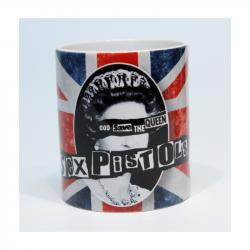 Sex Pistols - Kaffeebecher