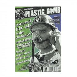 Plastic Bomb  - Winter 2016 + CD