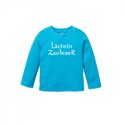 Lächelnzauberer - Baby Langarmshirt