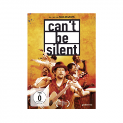 Can't Be Silent - DVD