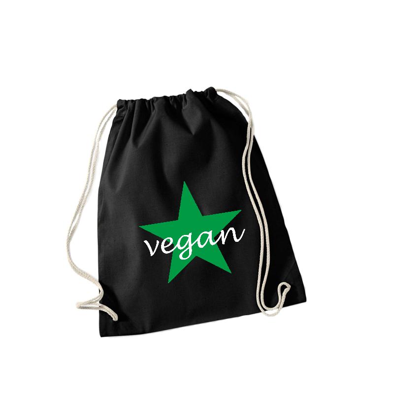 Vegan - Sportbeutel