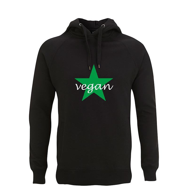 Vegan - Kapuzenpullover - Continental N50P
