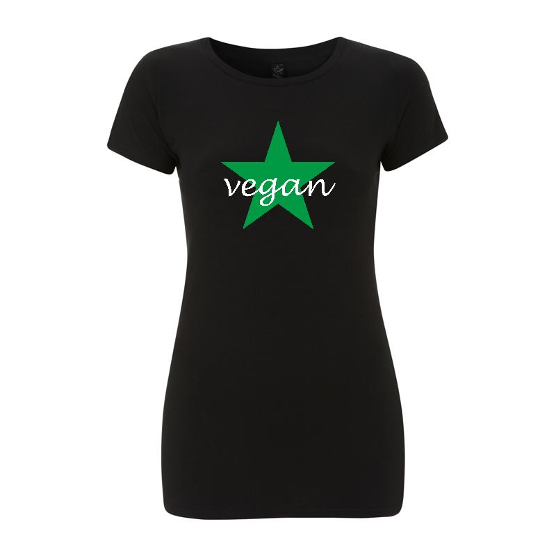 Vegan - T-Shirt  tailliert - Continental EP04