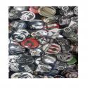 5 Buttons aus Wühlkiste