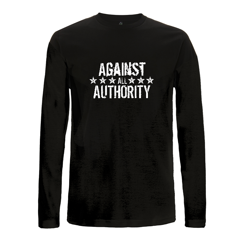 against all authority – Longsleeve EP01L