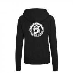 Let's Fight White Pride - taillierter Kapuzenpullover - ContinentalN53P