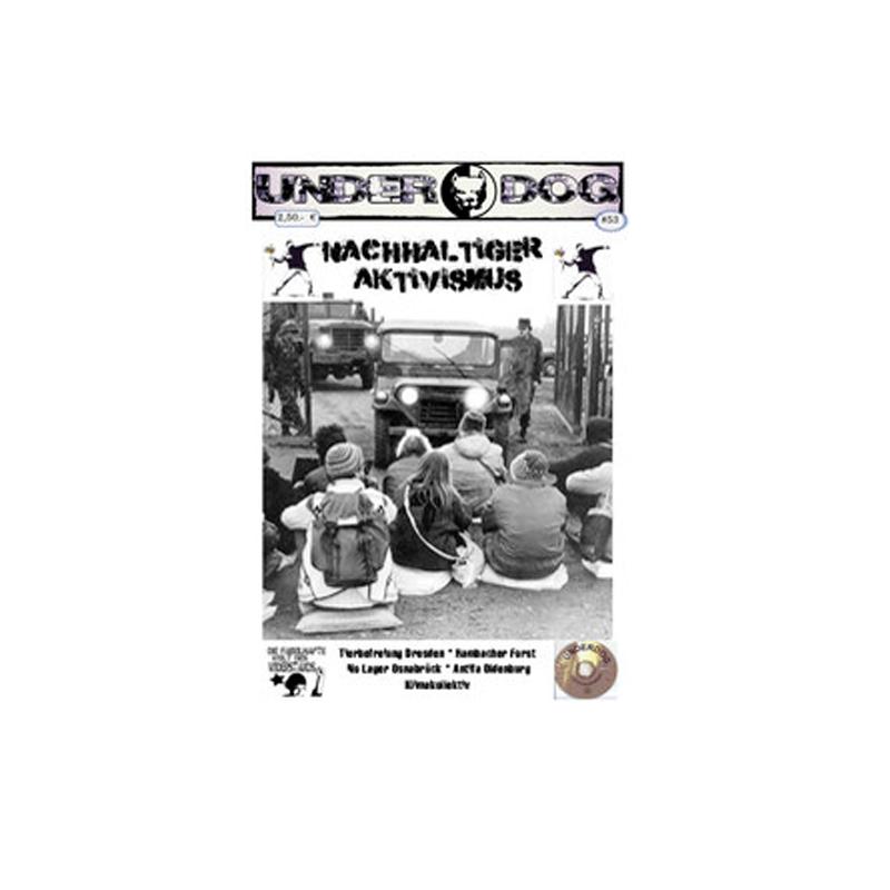UNDERDOG + CD - Frühjahr 2017