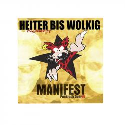 Heiter bis Wolkig - Manifest - Doppel LP