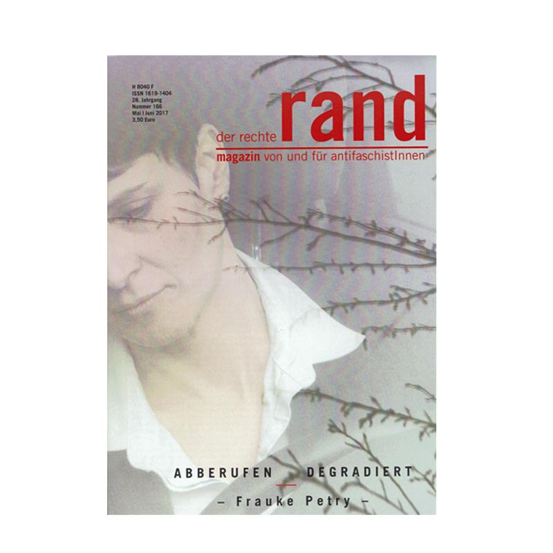 Der Rechte Rand - Mai/Juni 2017