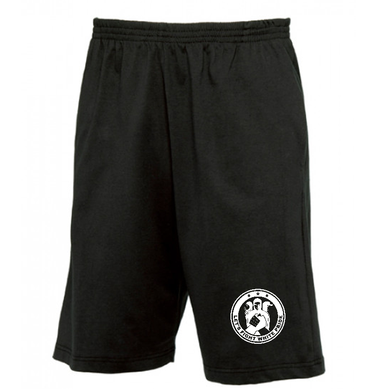 Let's Fight White Pride - Shorts