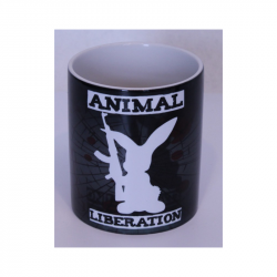 Animal Liberation - Kaffeebecher