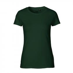 Tailliertes T-Shirt - verschiedene Farben - NEUTRAL