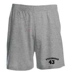 Stalingrad 43 - grau - Shorts