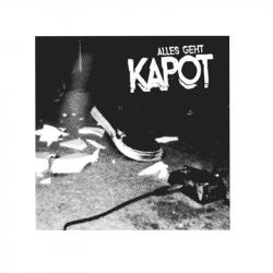 KAPOT - Alles geht kapot  - LP