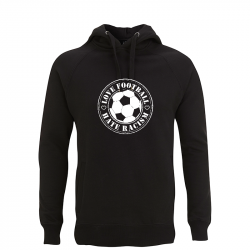 Love Football- Hate Racism - Kapuzenpullover - Continental N50P