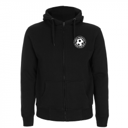 Love Football - Hate Racism -  Kapuzenjacke  - Continental N52Z
