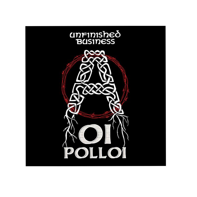 OI POLLOI - Unfinished Business -  LP