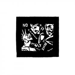 No Police State – Aufnäher