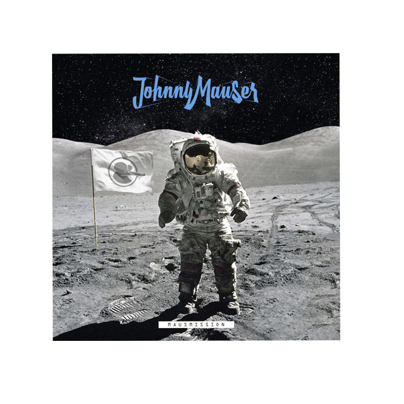 JOHNNY MAUSER - Mausmission - LP