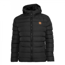 Basic Bubble Jacket - schwarz - URBAN CLASSICS