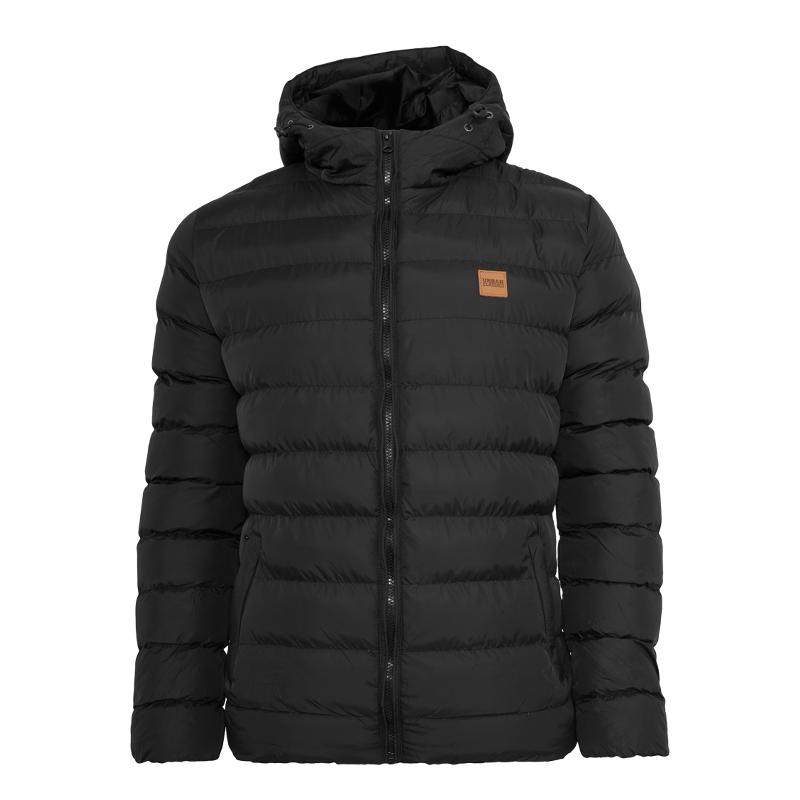 Basic Bubble Jacket - schwarz - URBAN CLASSICS