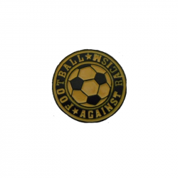 Football against racism -  Metal-Pin