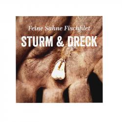 FEINE SAHNE FISCHFILET - Sturm & Dreck - LP