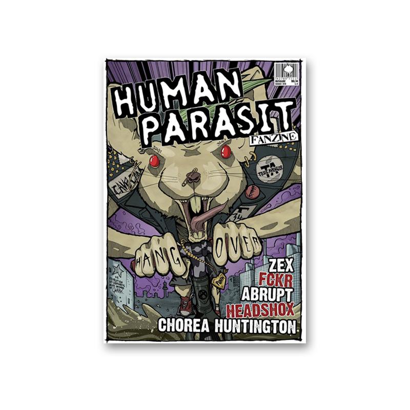 Human Parasit - Nr.14