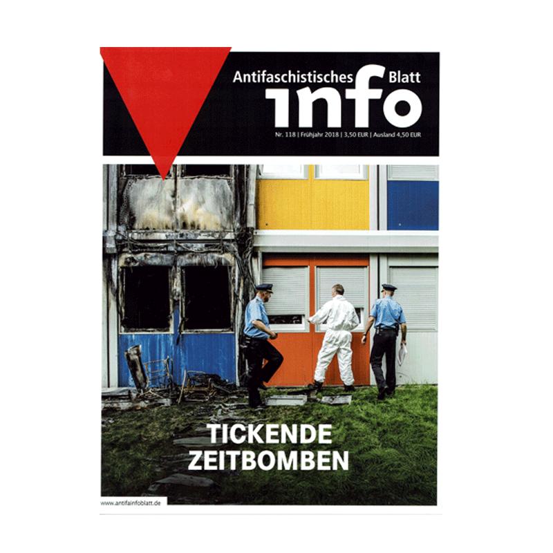 Antifaschistisches Infoblatt (AIB) - Frühjahr 2018