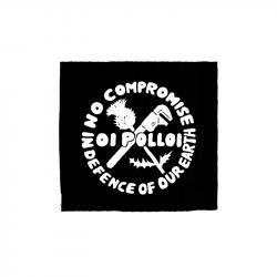 Oi Polloi – No Compromise – Aufnäher